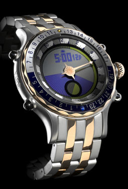 Yes Watch - The Zulu